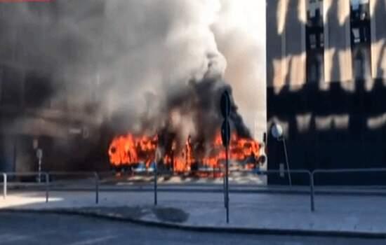Explosão em prédios na Suécia deixa 25 feridos