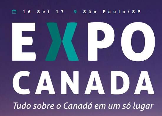 A EXPOCANADA reúne os mais importantes especialistas em empreendedorismo, negócios, empregabilidade, estudo e imigração para o Canadá em um único local
