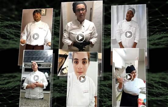 Vídeos do curso de Cozinha ensinam a fazer pratos que podem melhorar a qualidade das refeições e o humor de quem prepara