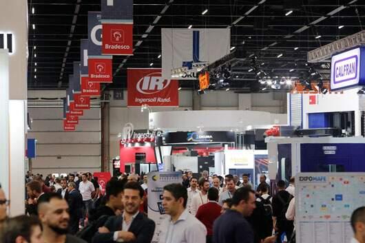 Feira Internacional de Máquinas-Ferramenta e Automação Industrial
