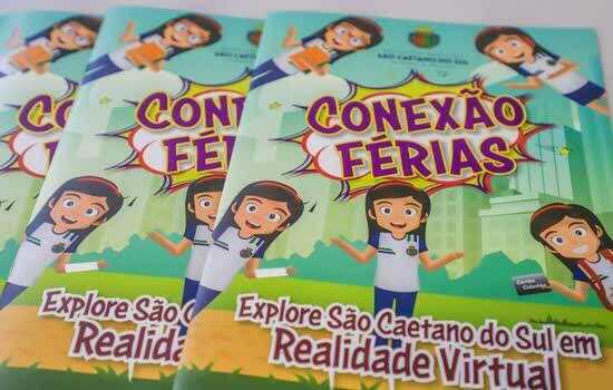 Projeto da Prefeitura de São Caetano oferece opção de lazer e cultura para crianças no período de férias