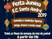 Festa Junina do E.C. Santo André