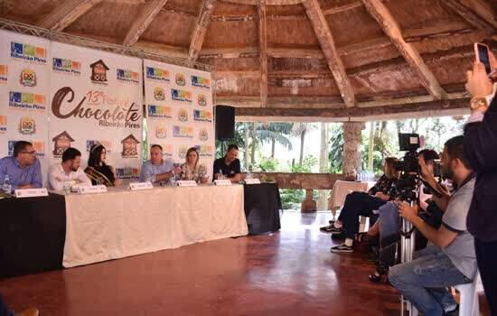 Ribeirão Pires anuncia 13º Festival do Chocolate