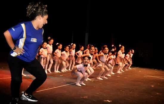 Alunos de escolas municipais de Santo André se apresentam no 2º Festival Cultural dos Cesas
