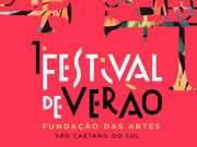 1º Festival de Verão Fundação das Artes - Paula Lima