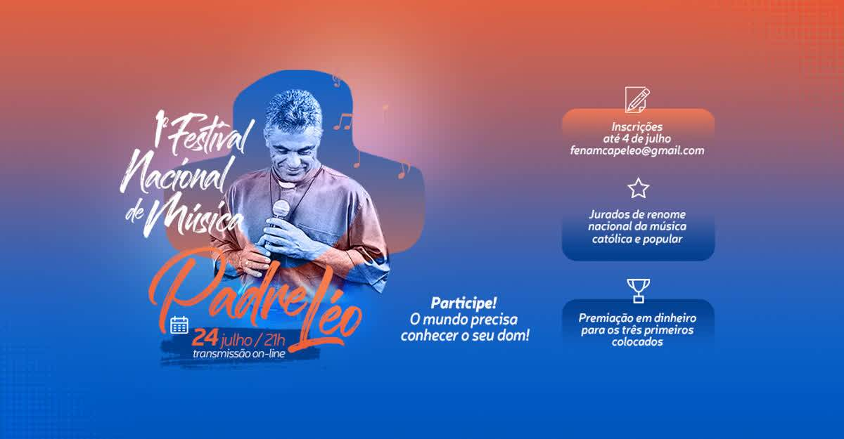 1º Festival Nacional de Música Padre Léo