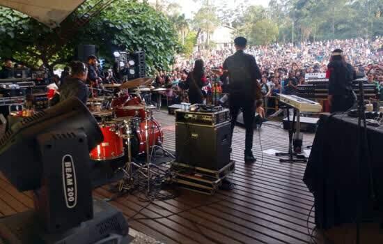 """Em São Bernardo, 16ª edição do """"Festival Reggae para Juventude"""" atrai mais de 10 mil pessoas ao Parque Chácara Silvestre"""