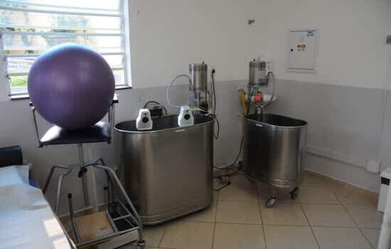 São Caetano aprimora atendimentos de Fisioterapia com novos aparelhos e capacitação dos profissionais