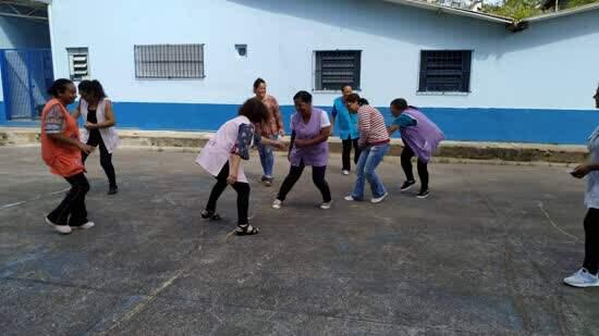 """Professores de Ribeirão Pires faz formação sobre """"jogos e brincadeiras"""""""
