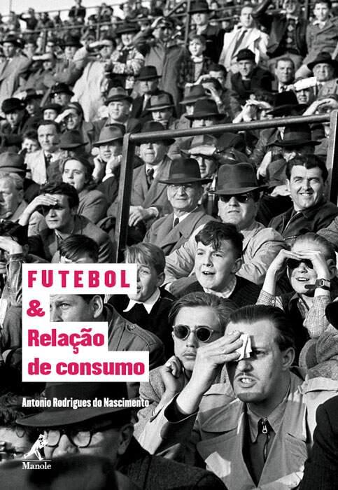 """Capa """"Futebol e Relação de Consumo"""""""