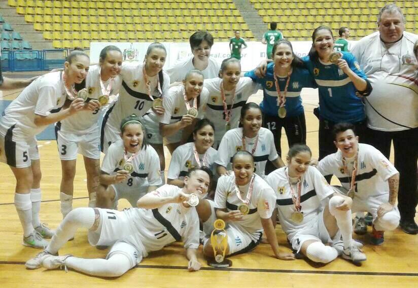 Equipe de futsal feminino de São Bernardo