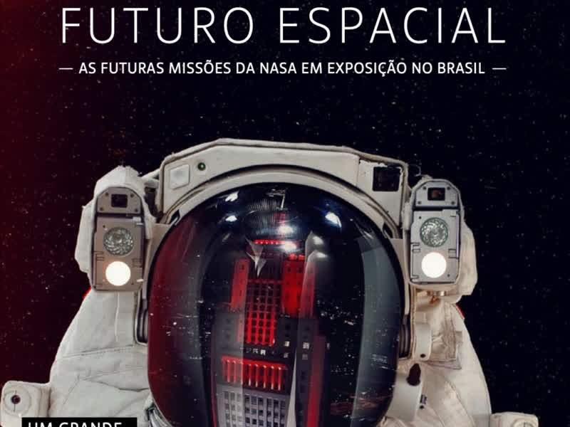 Exposição – Futuro Espacial