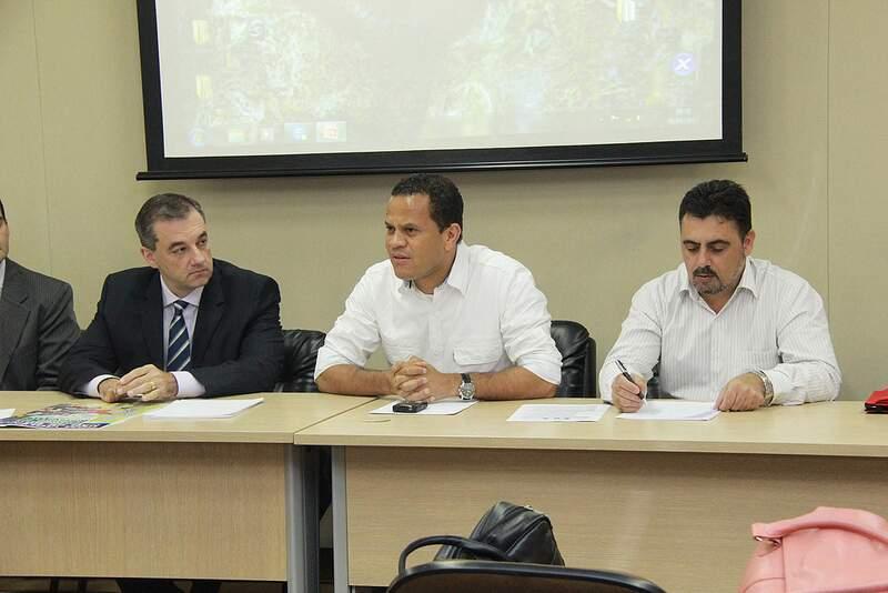 Donisete Braga participa da 2ª Reunião Ordinária de 2013
