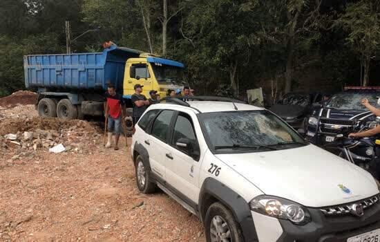 Flagrante Crime Ambiental no Sitio Joaninha