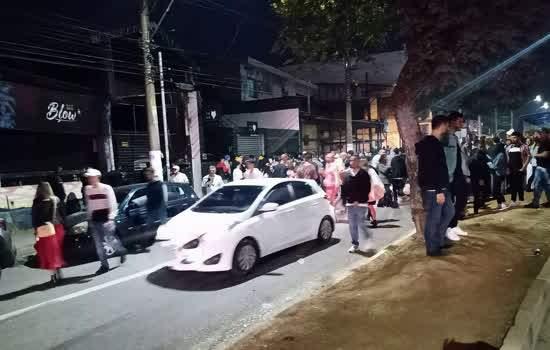 Em São Bernardo, Operação Noite Tranquila dispersa 13 pontos de aglomeração no fim de semana