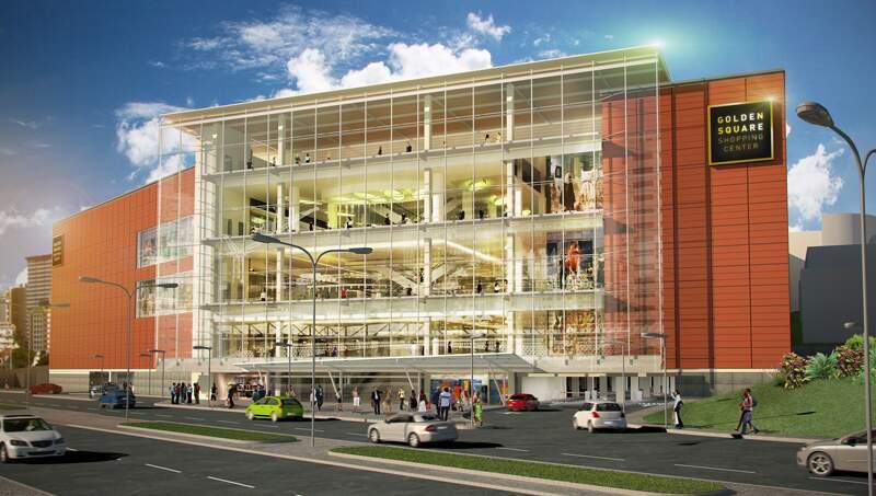 Golden Square Shopping será inaugurado dia 20 de agosto de 2013