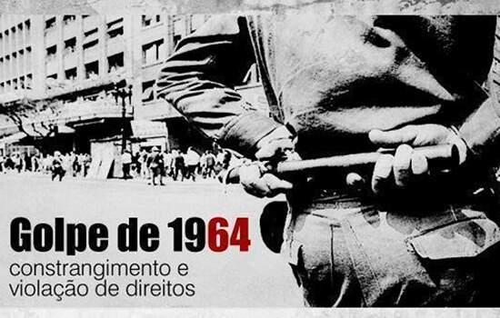 Bolsonaro é defensor do golpe de 64, que iniciou o período da ditadura militar no Brasil até 1985