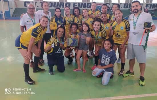 Handebol de Ribeirão Pires conquista medalha de bronze pela Copa Hummel
