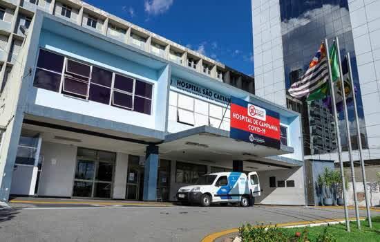 São Caetano reabrirá hospital de campanha