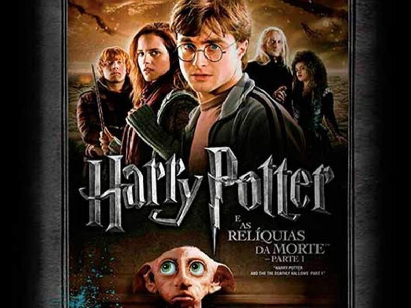 Cine drive-in - Harry Potter e as Relíquias da...