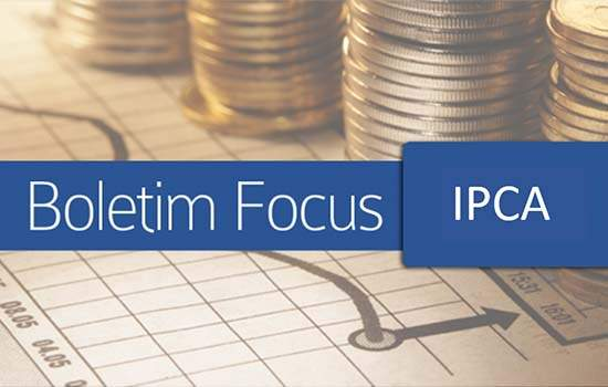 A previsão do mercado financeiro para o IPCA  (inflação oficial do país),deste ano subiu de 3,87% para 3,98%.