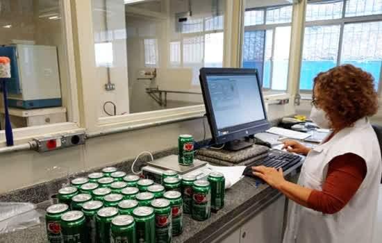 Ipem-SP realiza operação Refrigerante
