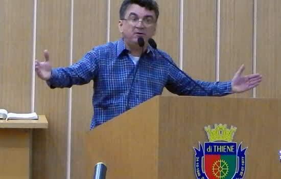 Vereador Professor Jander Lira