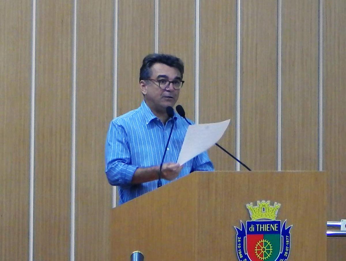 Vereador Prof. Jander Lira