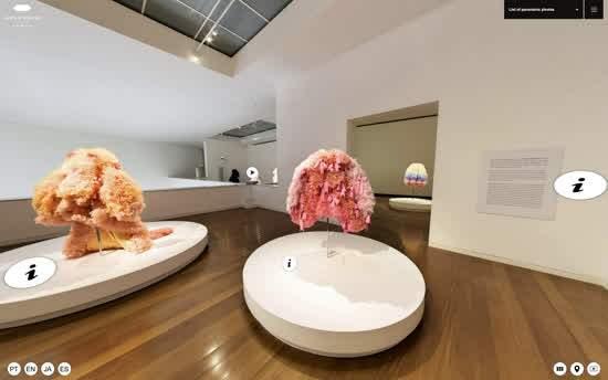 Exposição Virtual - O Fabuloso Universo de Tomo Koizumi