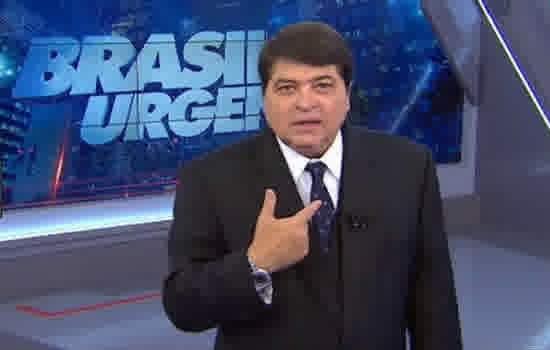 Datena é cotado como candidato em São Paulo pelo clã Bolsonaro