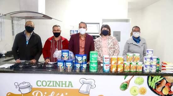 Mauá anuncia entrega de kits de alimentação para crianças de creches durante pandemia