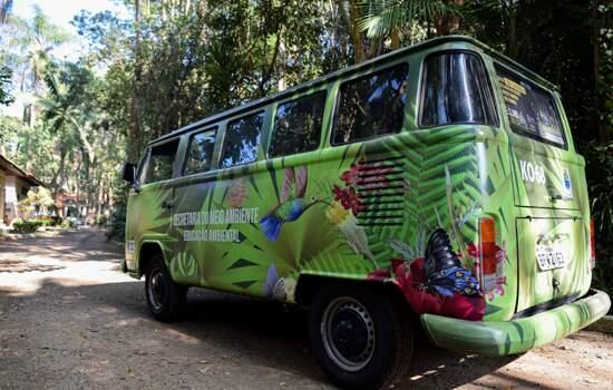 Programa Natureza Viva contará com Kombi