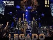 Show O Legado com Rodriguinho, Gaab e AH!Mr. Dan