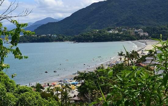 As prefeituras das quatro cidades do litoral Norte de SP já registram aumento da população flutuante