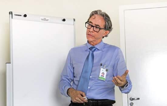Professor de Psiquiatria do Centro Universitário Saúde ABC / Faculdade de Medicina do FMABC, Dr. Sergio Baldassin