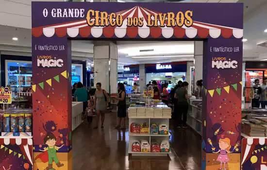 Shopping ABC recebe Feira do Livro com mais de 40 mil títulos