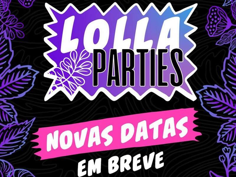 Show Adiado - Lolla Parties - The Lumineers