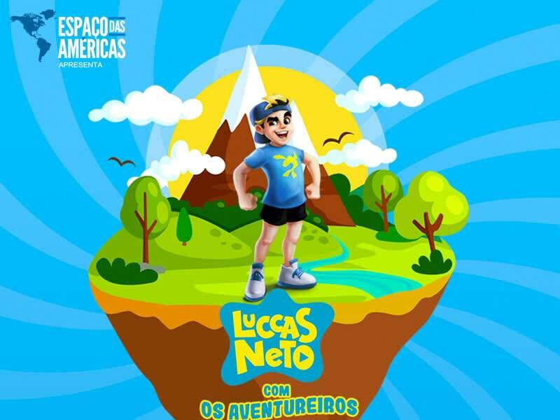 """Luccas Neto """"Os Aventureiros"""""""