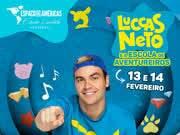 Luccas Neto e a Escola de Aventureiros