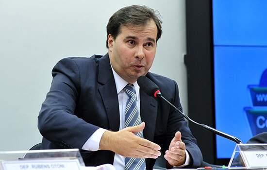 Segundo Maia, as punições do PSL serão analisadas com base no estatuto do partido e no regimento da Câmara.