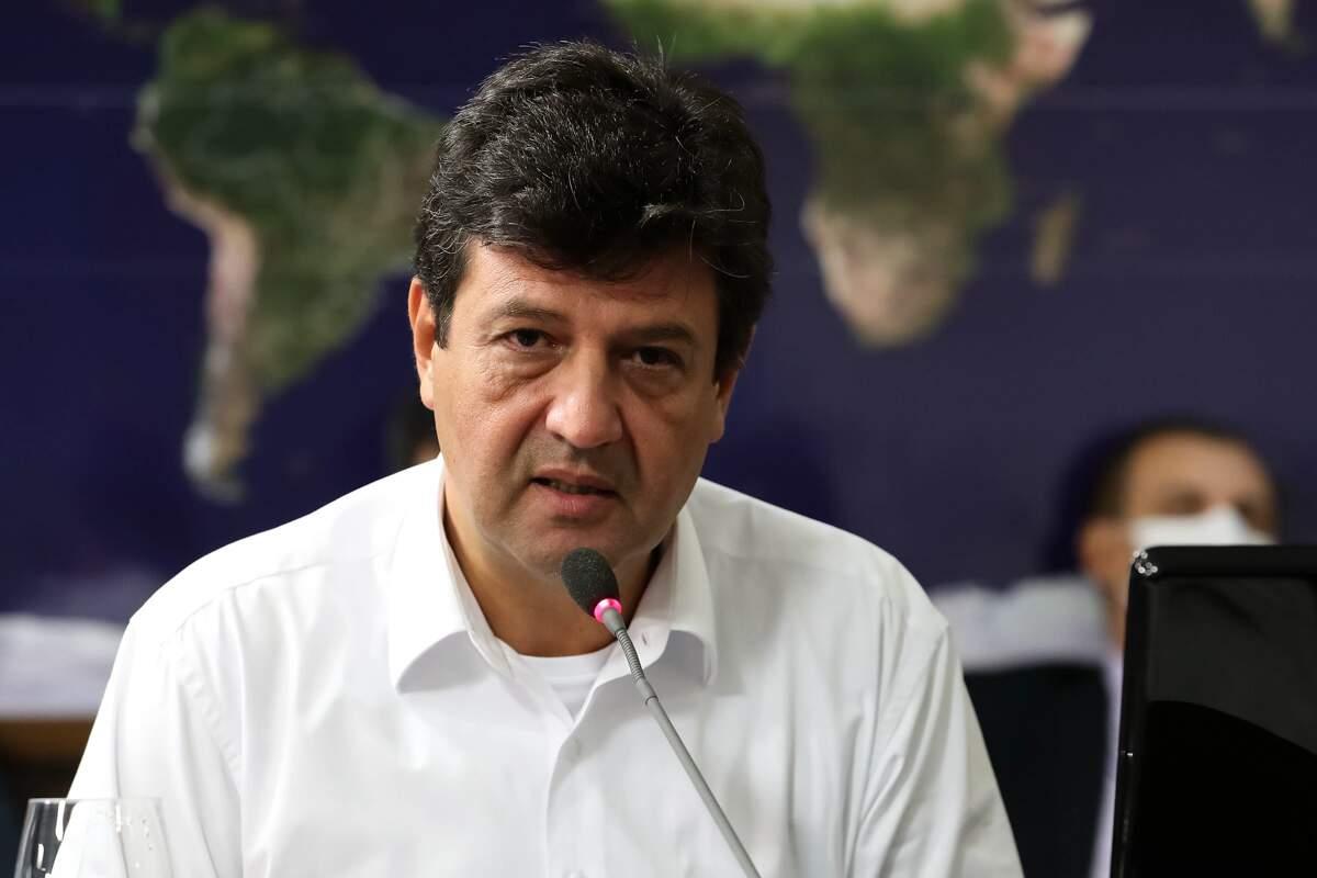 Ministro de Estado da Saúde, Luiz Henrique Mandetta