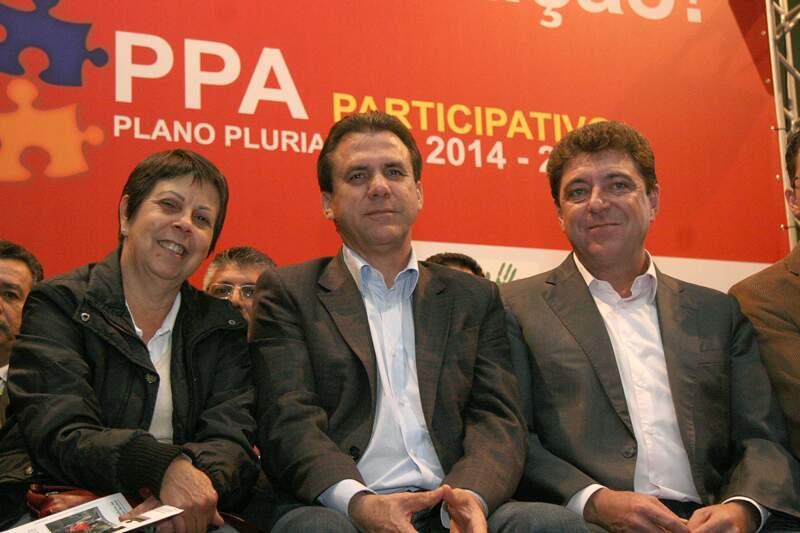 Marinho acompanha PPA de Santo André