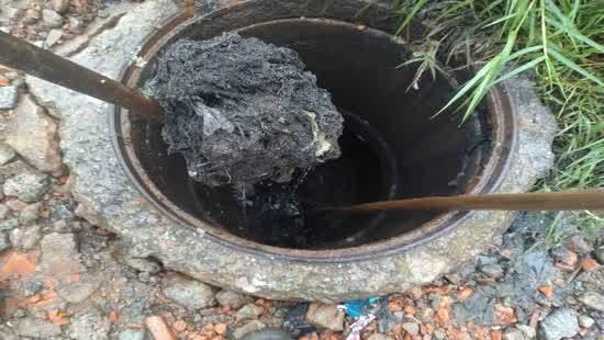 BRK Ambiental bate recorde de limpeza preventiva das redes de esgoto