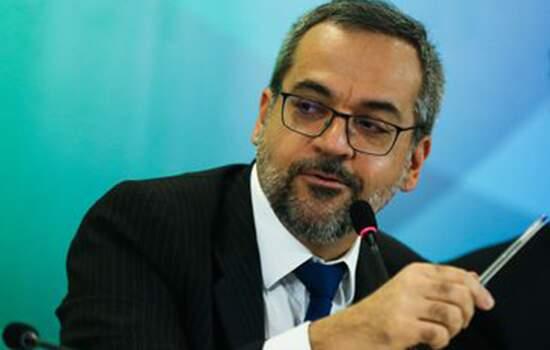 O ministro da Educação, Abraham Weintraub, deve comparecer à Comissão de Educação da Câmara na semana que vem