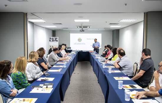 Este foi o mote do media training organizado pela Subsecretaria de Comunicação Social de São Caetano do Sul