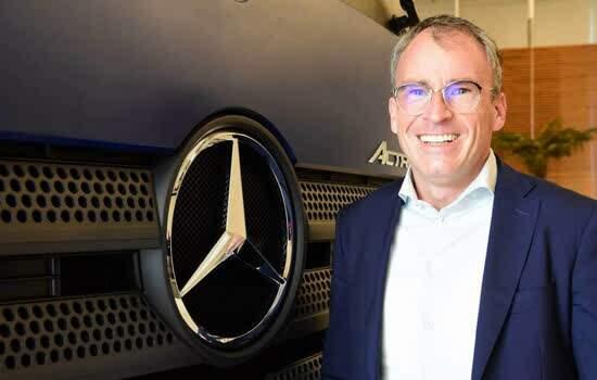 Matthias Kaeding está há 20 anos no Grupo Daimler e assume a área de Compras na América Latina