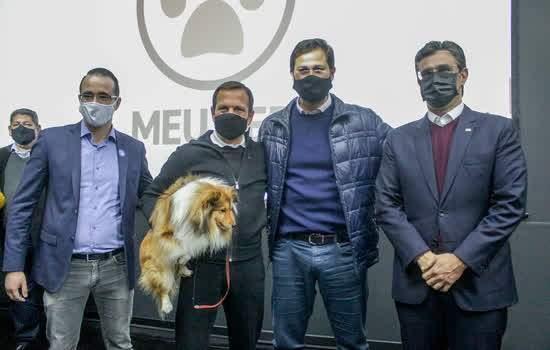 Doria anuncia mais oito clínicas veterinárias do programa Meu Pet no interior e litoral