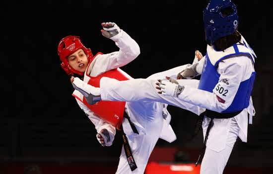 Milena Titoneli, de São Caetano, conquista quinto lugar nas Olimpíadas de Tóquio