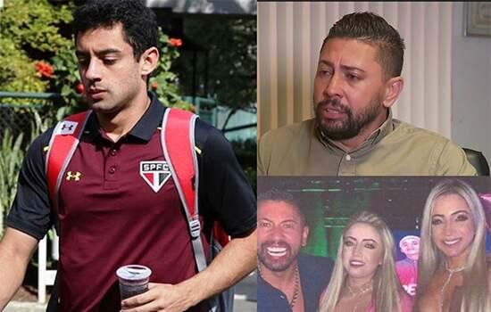 O ex-jogador Daniel foi morto na madrugada de 27 de outubro, na Colônia Mergulhão, área rural de São José dos Pinhais (Região Metropolitana de Curitiba), após ter sido espancado e ter o pênis decepado