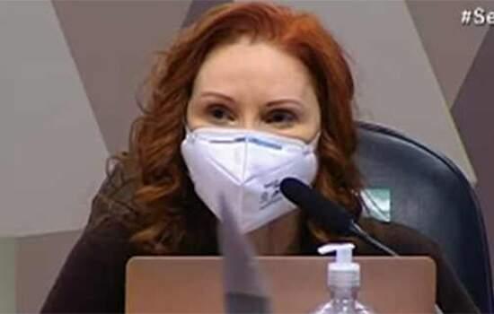 Natalia Pasternak classificou a desinformação como algo que possa ter contribuído com o número de mortes pela covid-19 no País